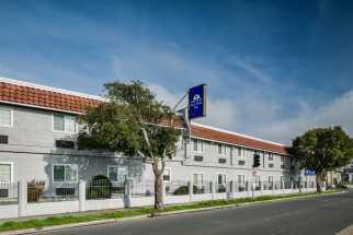 Americas Best Value Inn Richmond - ABVI Richmond-San Francisco Street View