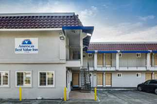 Americas Best Value Inn Richmond - ABVI Richmond-San Francisco Exterior