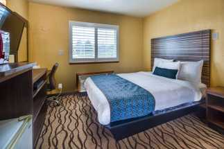Americas Best Value Inn Richmond - Remodelled rooms feature high quality furnishings